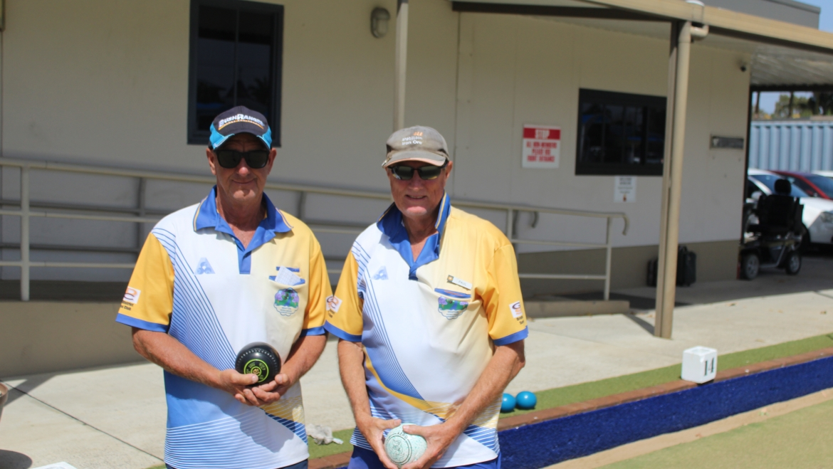Winners State Rookies Pairs Qualifiers at Zone One Level
