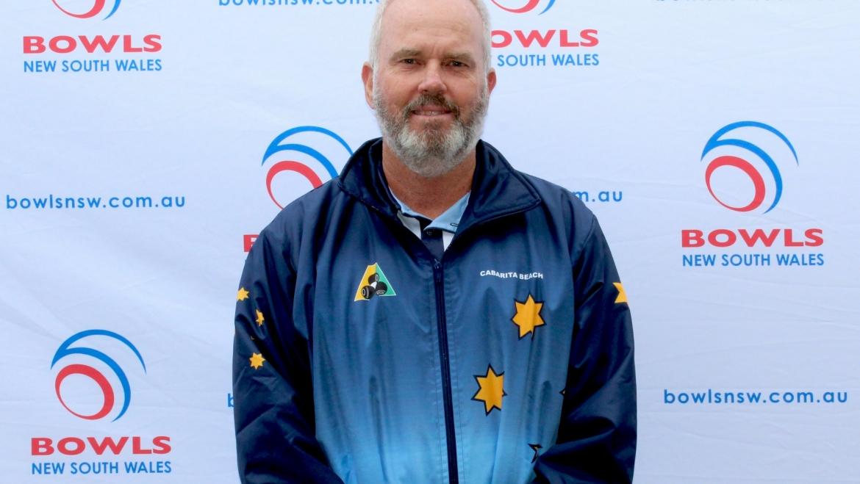Cabarita Beach Bowling Club's David Sheather Recipient of the 2019 NSW Rookies Encouragement Award