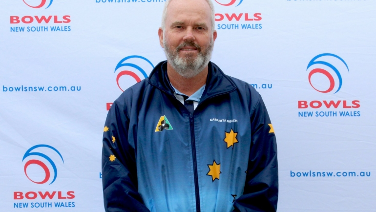Cabarita Beach Bowling Club's David Sheather Recipient of the 2019 NSW Rookies Encouragement Award