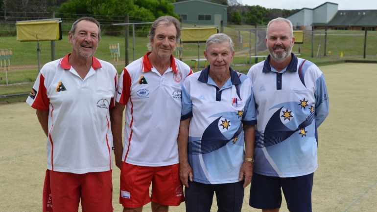 Tweed Byron Completes District Pairs Reserve Championships